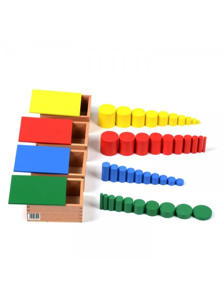 Knobbless Cylinders