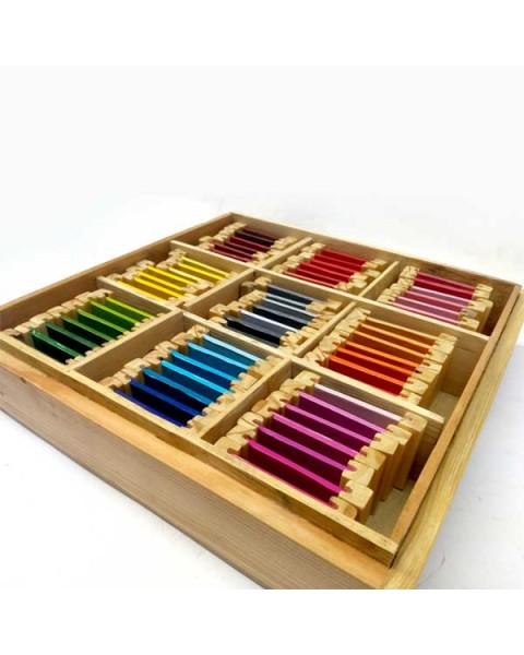 Colour Tablets 1-3