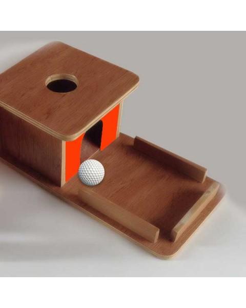 Imbucare -Object Permanence Box w/ Tray