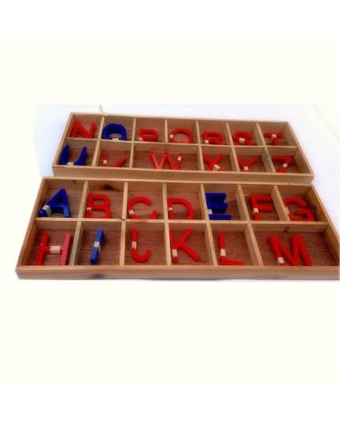 Large Movable Alphabets Upper Case